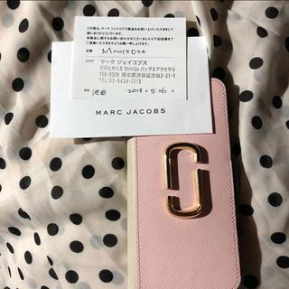 マークジェイコブス(MARC JACOBS)のMARC  JACOBS   気持ち値下げ(iPhoneケース)