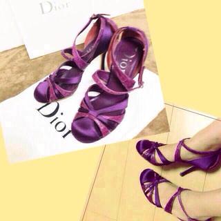 ディオール(Dior)のディオール パンプス(ハイヒール/パンプス)