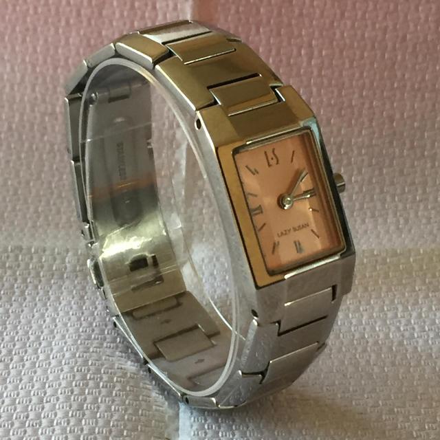 LAZY SUSAN - 腕時計(女性用)の通販 by モリモリ's shop|レイジースーザンならラクマ