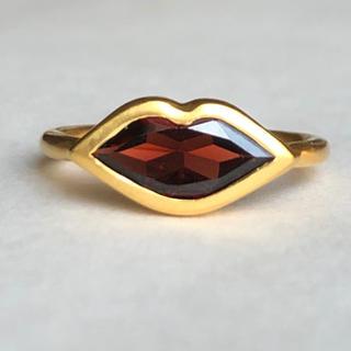 ガーネット k9 ゴールドリング 検索 マリーエレーヌ ジェムパレス(リング(指輪))