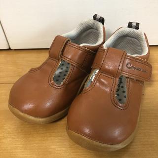 Combi mini - コンビミニ 靴 14.5㎝ 茶色
