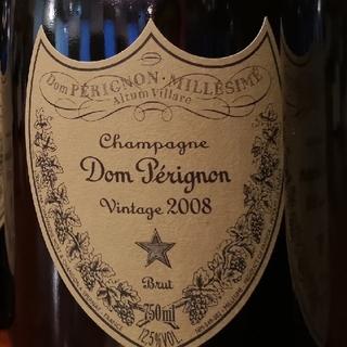 ドンペリニヨン(Dom Pérignon)のドン・ペリニヨン 2008(シャンパン/スパークリングワイン)