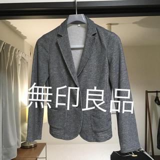 ムジルシリョウヒン(MUJI (無印良品))の無印レディースジャケット(テーラードジャケット)