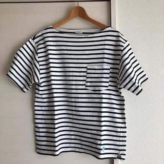 オーシバル(ORCIVAL)のオーシバル(オーチバル)ボーダーカットソー(Tシャツ(半袖/袖なし))