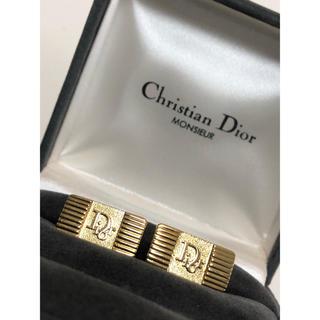 Christian Dior - クリスチャン ディオール(Christian Dior)  カフリンクス カフス