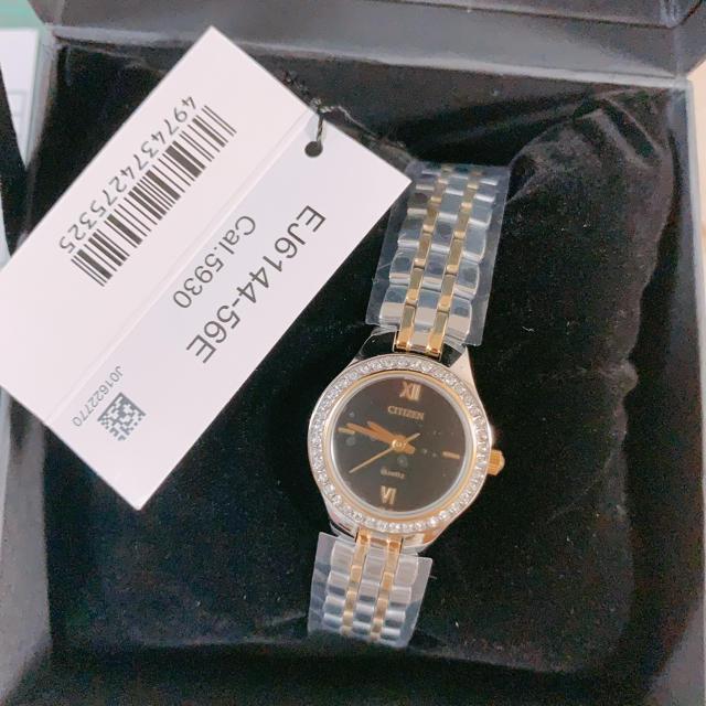 CITIZEN - CITIZEN 腕時計 新品未使用 正規品 保証書付き レディース 海外逆輸入の通販 by SHOP|シチズンならラクマ