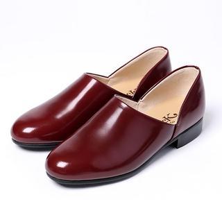 ハルタ(HARUTA)のHARUTA(ハルタ) スポックシューズ 23.5㎝(ローファー/革靴)