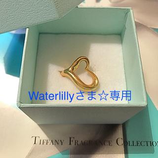 ティファニー(Tiffany & Co.)のWaterlillyさま専用 ティファニー ☆ オープンハート リング(リング(指輪))
