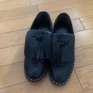 トゥモローランド(TOMORROWLAND)の専用 トゥモローランド tomrrowland 靴 スタッズ ローファー(ローファー/革靴)