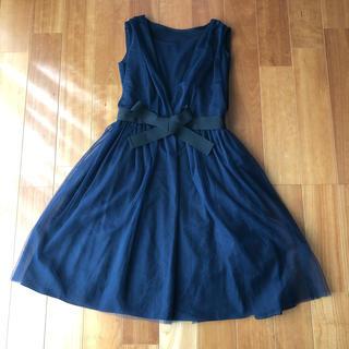 ティアラ(tiara)のtiaraティアラ ドレス ワンピース 2 150(ひざ丈ワンピース)