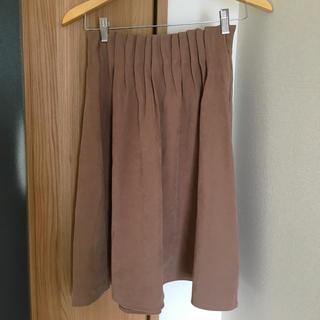 グレイル(GRL)の美品⭐️GRL ひざ丈フレアスカート(ひざ丈スカート)