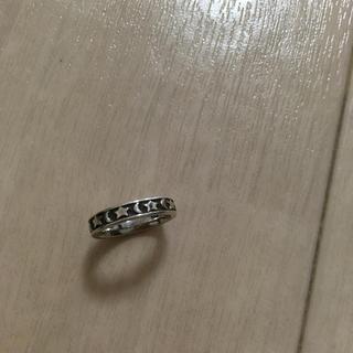ピンキーリング(シルバー)1号 ⑦(リング(指輪))