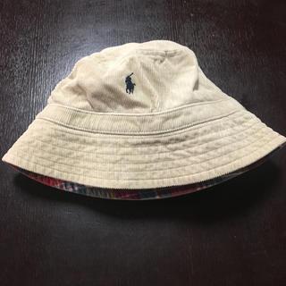 ポロラルフローレン(POLO RALPH LAUREN)のラルフローレン コーデュロイ 帽子(帽子)