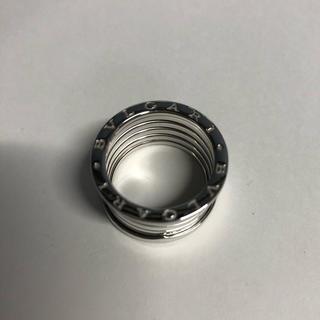 ブルガリ(BVLGARI)のブルガリビーゼロワンk18WGリング(リング(指輪))