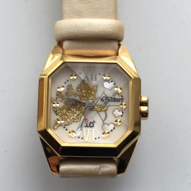 ORIENT - オリエント 腕時計 クォーツの通販 by あんぱんまんぱん's shop|オリエントならラクマ