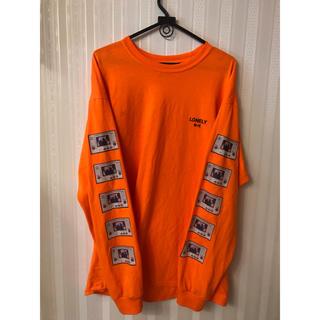 lonely orange xl size (Tシャツ/カットソー(七分/長袖))
