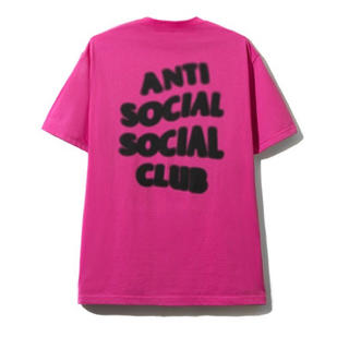 アンチ(ANTI)の新品未使用!ANTI SOCIAL SOCIAL CLUB  Tシャツ  L(Tシャツ/カットソー(半袖/袖なし))