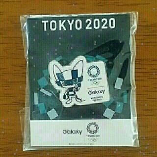 【新品未開封】ギャラクシー ピンバッジ 東京オリンピック ノベルティ②