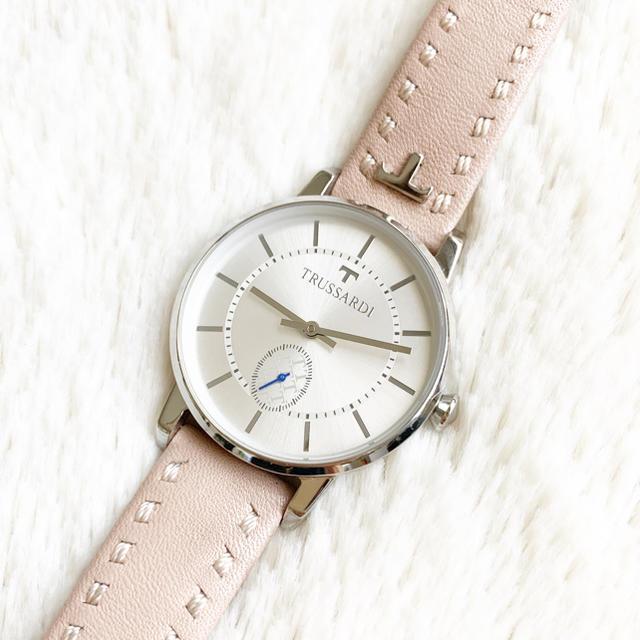 Trussardi - 極美品☆ 電池交換済み トラサルディ レディース腕時計の通販 by Pinor's shop トラサルディならラクマ
