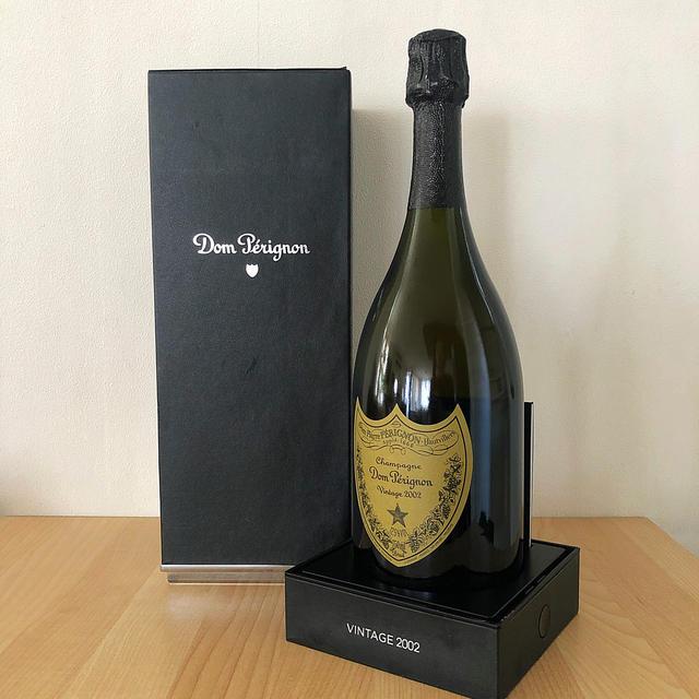 Dom Pérignon(ドンペリニヨン)のドンペリニヨン ビンテージ 2002 食品/飲料/酒の酒(シャンパン/スパークリングワイン)の商品写真