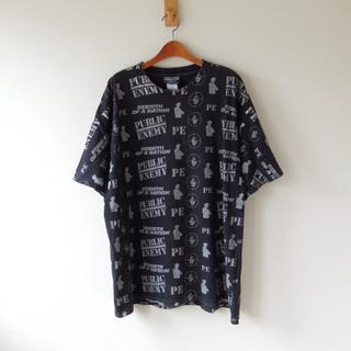 パブリックエネミー Tシャツ REBIRTH OF A NATION(t-12)(Tシャツ/カットソー(半袖/袖なし))