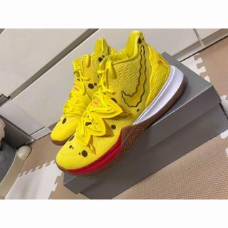 """ナイキ(NIKE)のSpongeBob × Nike Kyrie 5 """"SpongeBob""""(スニーカー)"""