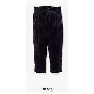 W)taps - WTAPS TUCK 02 TROUSERS COTTON CORDUROY