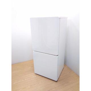 ムジルシリョウヒン(MUJI (無印良品))の冷蔵庫 無印良品 シンプルデザイン 2ドア ひとり暮らしに(冷蔵庫)
