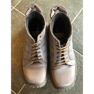 靴  26cm  秋冬向き  メンズ(その他)