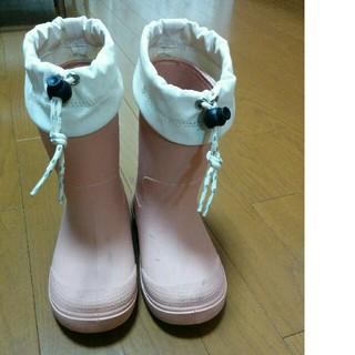 ムジルシリョウヒン(MUJI (無印良品))の無印良品 キッズ 長靴(長靴/レインシューズ)