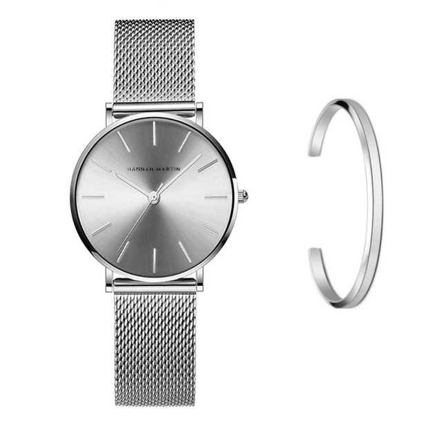 Hannah Martin レディース 腕時計 おしゃれの通販 by スマ3's shop|ラクマ