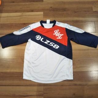 ルース(LUZ)のルースイソンブラ 7部袖 プラシャツ Lサイズ(ウェア)