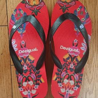 デシグアル(DESIGUAL)のDesigual サンダル(ハイヒール/パンプス)