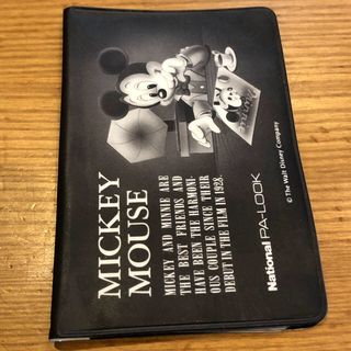 ディズニーカードケース  2個  白、黒(その他)