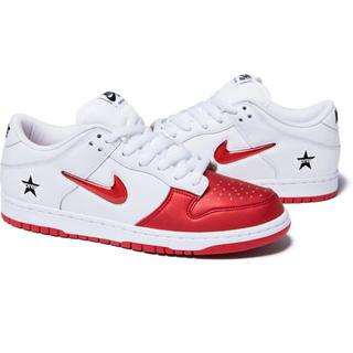 シュプリーム(Supreme)の4足 Supreme®/Nike® SB Dunk Low(スニーカー)