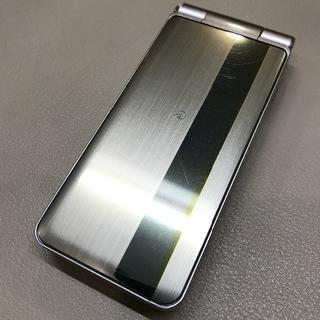 Panasonic - 【SIMフリー】P-smart ケータイ[P-01J]010
