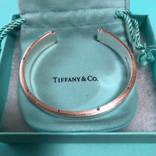 ティファニー(Tiffany & Co.)のゆう様 専用です。TIFFANY&CO. メトロポリス バングル(バングル/リストバンド)