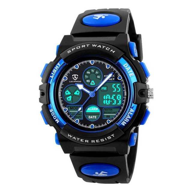 子供腕時計 ボーイズスポーツウォッチの通販 by スマ3's shop|ラクマ