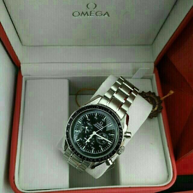 OMEGA - OMEGA オメガ メンズ 腕時計の通販 by リカ's shop|オメガならラクマ