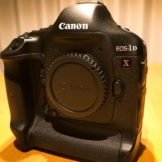 キヤノン(Canon)のキヤノンCanon EOS-1DX 4000ショット以下 美品(デジタル一眼)