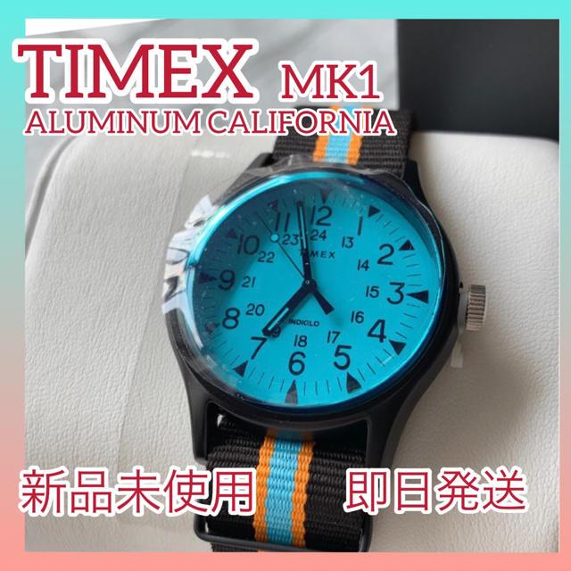 TIMEX - TIMEX MK1 ALUMINUM CALIFORNIAの通販 by スマイルウォッチ's shop タイメックスならラクマ
