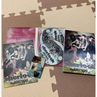 シャイニー(SHINee)のShinee  Sherlock 初回生産限定盤(K-POP/アジア)