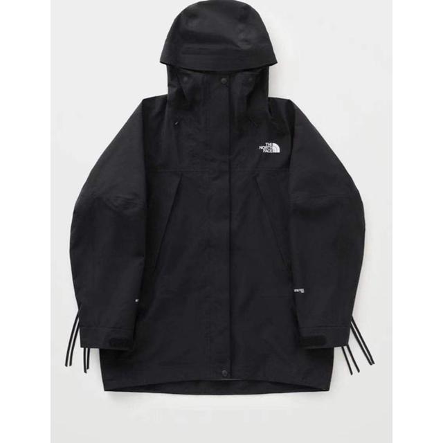 HYKE(ハイク)のHyke The north face ski jacket レディース 黒m メンズのジャケット/アウター(マウンテンパーカー)の商品写真