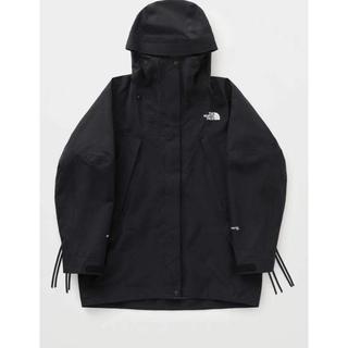 ハイク(HYKE)のHyke The north face ski jacket レディース 黒m(マウンテンパーカー)