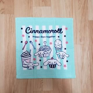 シナモロール - ランリオシナモンロールちゃんハンドタオル