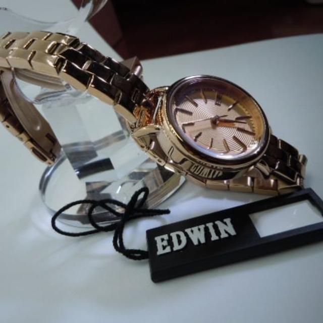 【新品・未使用】EDWINのシンプルな時計の通販 by cocofage's shop|ラクマ