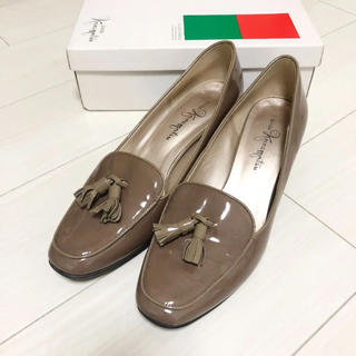 GINZA Kanematsu - 新品同様!定価22000円 銀座かねまつ 25.5 本革 日本製 革靴