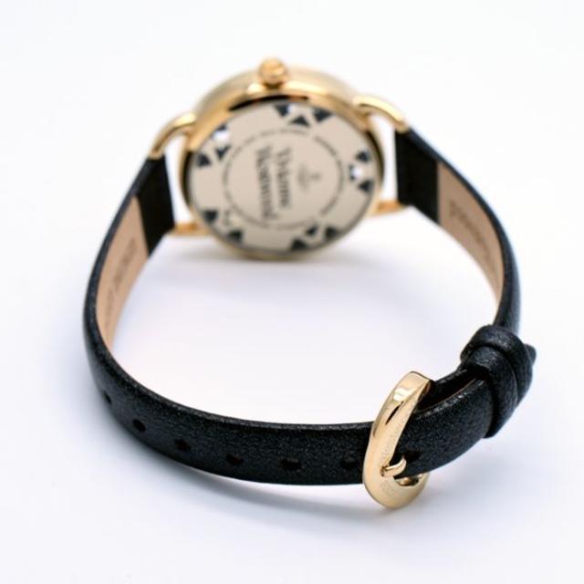Vivienne Westwood(ヴィヴィアンウエストウッド)のヴィヴィアン ウエストウッド 腕時計 レディース 時計 オーブ ビビアン レディースのファッション小物(腕時計)の商品写真