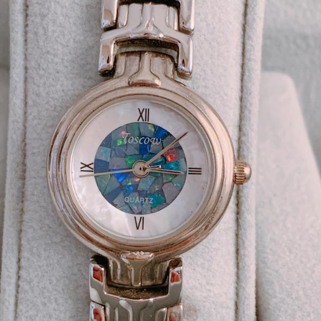 オパール文字盤 腕時計の通販 by 888プロフ必読|ラクマ