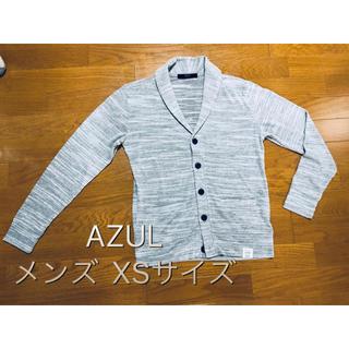 アズールバイマウジー(AZUL by moussy)の値下げしました!! AZUL アズール  カーディガン  薄めのジャケット(カーディガン)